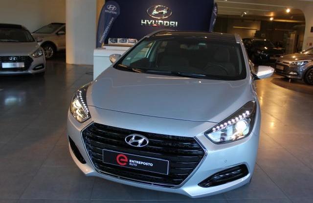 Hyundai I40 SW CRDI COMFORT + TAE + TEMP MY 17