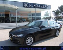 BMW 320 d Auto (184cv) (4p)