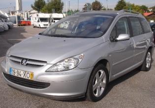 Peugeot 307 1.6 HDi 110 NAVTECH Break