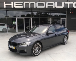 BMW 320 D Pack M Performance