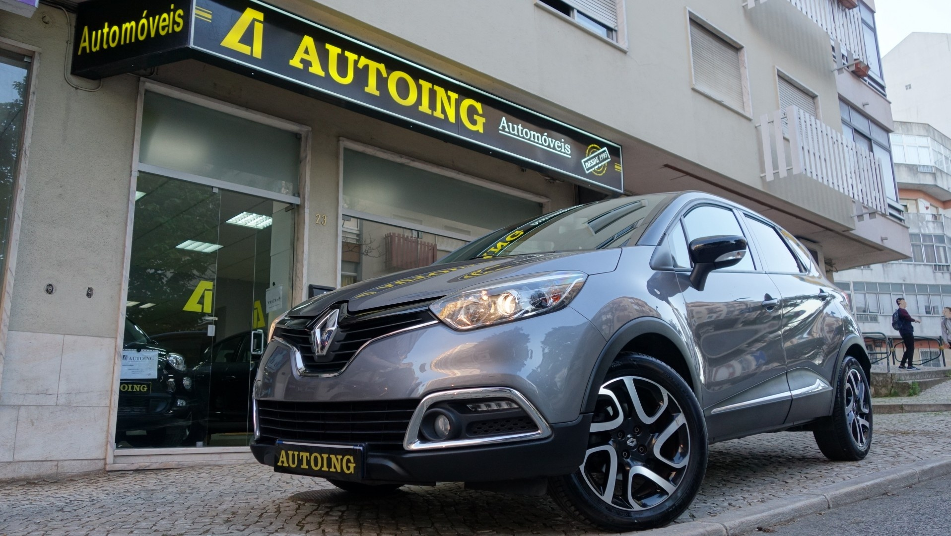Renault Captur 1.5 DCI EXCLUSIVE CX AUT.