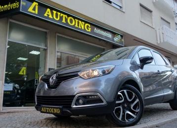 Renault Captur 1.5 DCI EXCLUSIVE CX AUT.