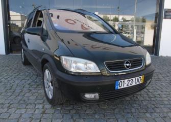 Opel Zafira 2.0 Elegance 7 lUGARES