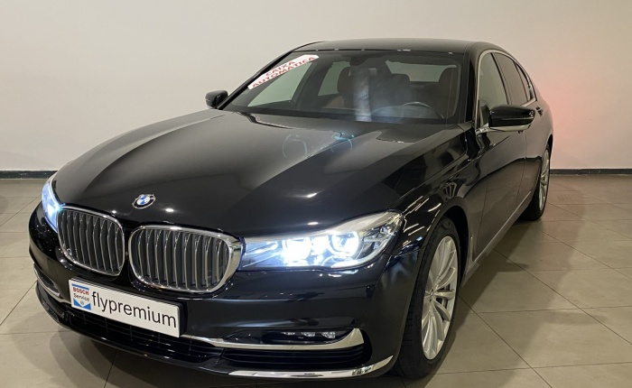 BMW 730, 2017