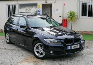 BMW 318 TOURING NAVIGATION