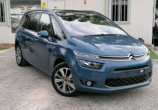Citroën C4 Grand Picasso PICASSO EXCLUSIVE BLUEHDI FULLEXTRAS