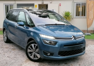 Citroën C4 Grand Picasso EXCLUSIVE FULL PELE PANORAMA