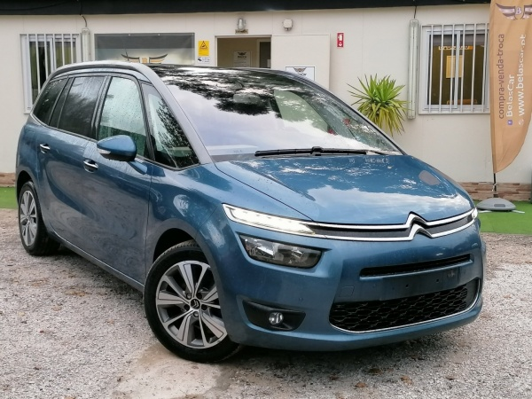 Citroën C4 Grand Picasso EXCLUSIVE FULL PELE PANORAMA