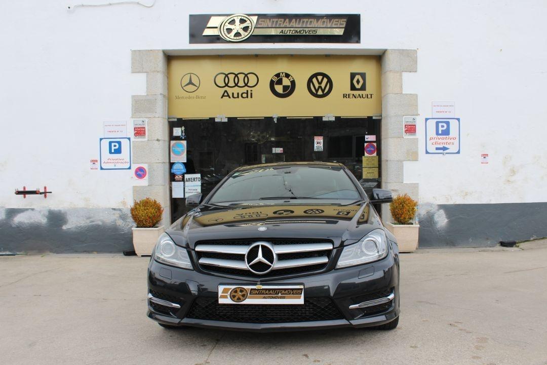 Mercedes-benz C 220 CDi BE Aut.
