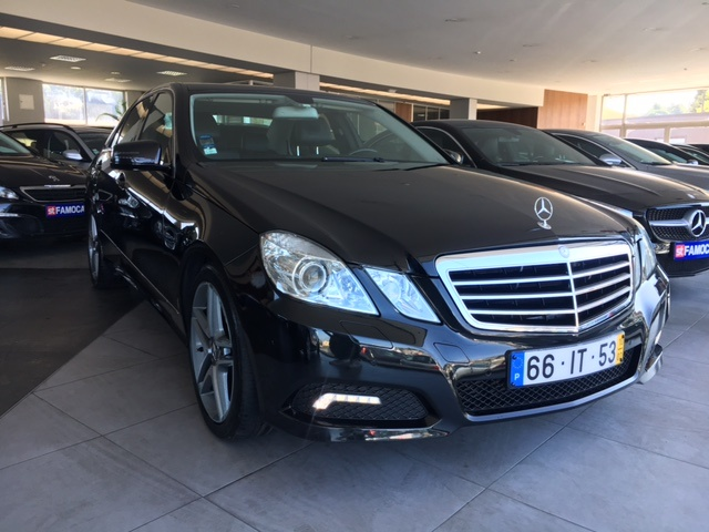 Mercedes-Benz E 220  Advantgarde CDI
