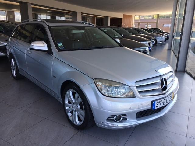 Mercedes-Benz C 220 CDI Advantgarde AUTO
