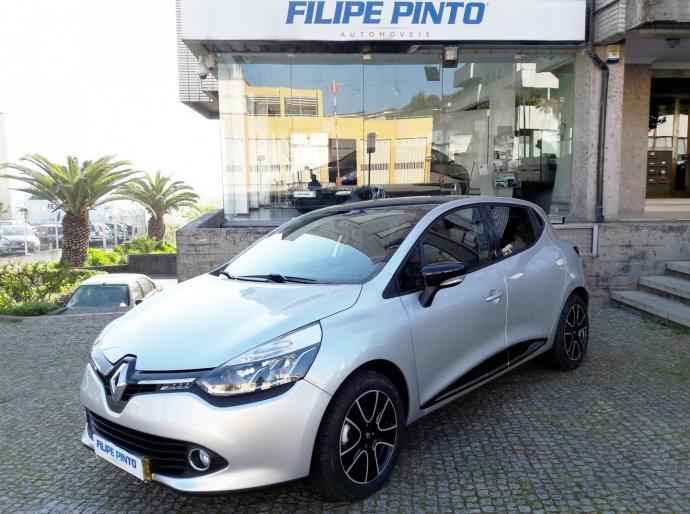 Renault Clio IV 1.5 DCI Dynamique S