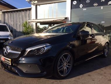 Mercedes-Benz Classe A 180 CDI AMG Sport