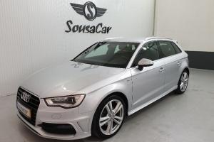 Audi A3 sportback 1.6TDi S-Line, S- Tronic