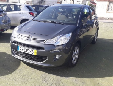 Citroën C3 1.2 VTi Exclusive