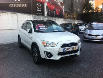Mitsubishi Asx 1.6 di-d cross city