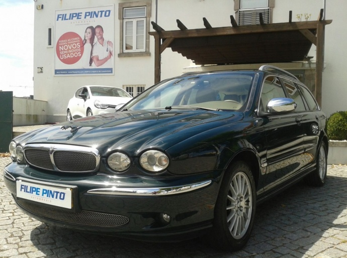 Jaguar X-Type SW 2.2 D Executive