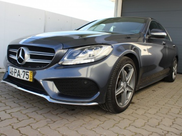 Mercedes-Benz C 220 CDI BLUETEC