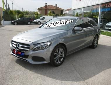 Mercedes-Benz C 200  C 200 D SW BlueTEC Avantgarde