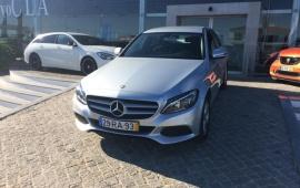 Mercedes-benz C 220 c 220 d aut.
