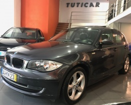 BMW 118 d 143cv GPS