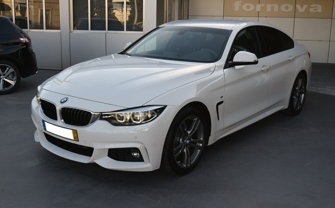 Bmw 420 da GRAN COUPE PACK M AUTO