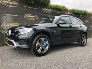 Mercedes-benz Glc 350 e Off-Road 4-Matic