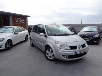 Renault Scénic 1.5dci 105cv Luxe