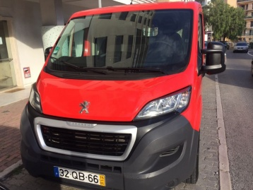 Peugeot Boxer 2.2 l1 h1 110 cv