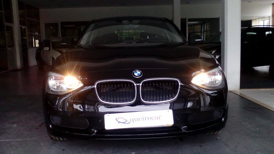 BMW 116 Efficient Dynamics Edition Navi Service