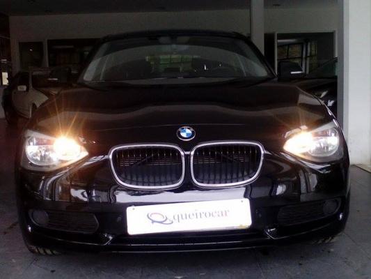 BMW 116, 2013