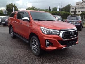 Toyota Hilux 4x4 2.4D-4D Premium Edition