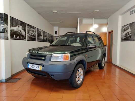 Land Rover Freelander, 2000