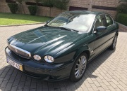 Jaguar X-Type 2.0 D Executive