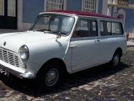 Austin Morris Mini Van 850 mk1