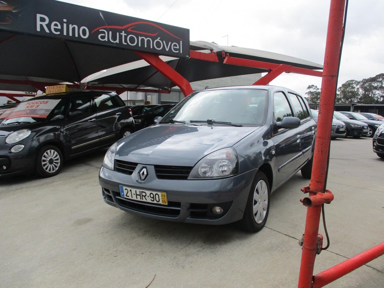 Renault Clio 1.2 SE Storia Confort
