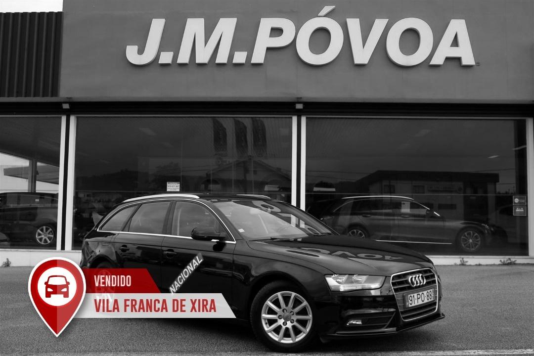 Audi A4 Avant 2.0 TDI Advance GPS 136cv