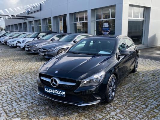 Mercedes-Benz CLA 180, 2016