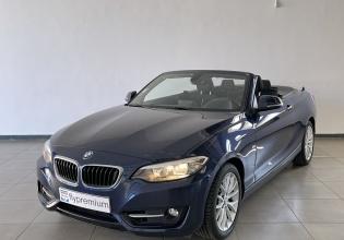 BMW Série 2 218 d Sport Line Cabriolet