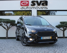 Ford Courier 1.5 Tdci 100 cv
