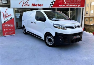 Citroën Jumpy 1.6 BlueHDi