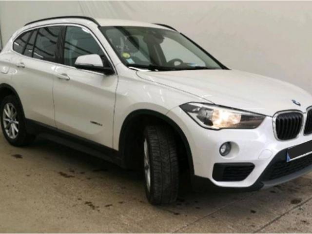 BMW X1 116 D NAV