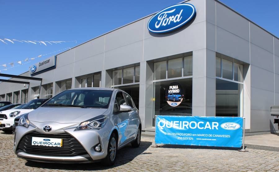 Toyota Yaris 1.0 Confort + Style