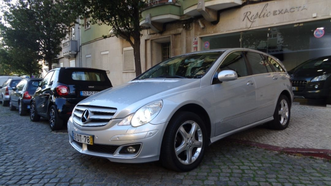 Mercedes-benz R 320 CDi 4-Matic