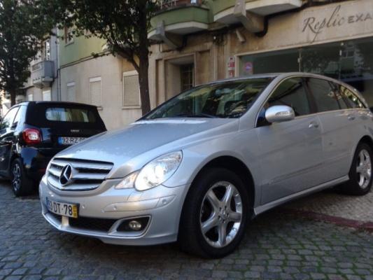 Mercedes-benz R 320, 2007