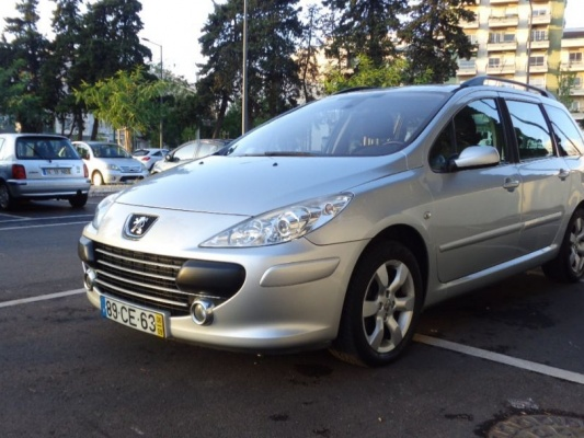 Peugeot 307 sw, 2006