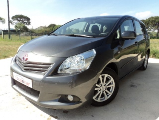 Toyota Verso, 2012