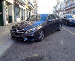 Mercedes-Benz E 300 Limousine blue tec hybrido