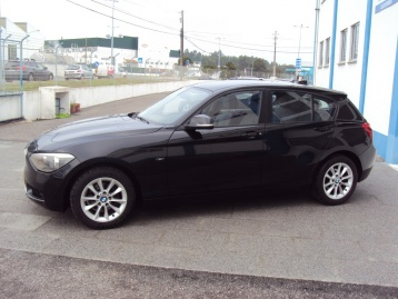 BMW 118 D Urban 143cv