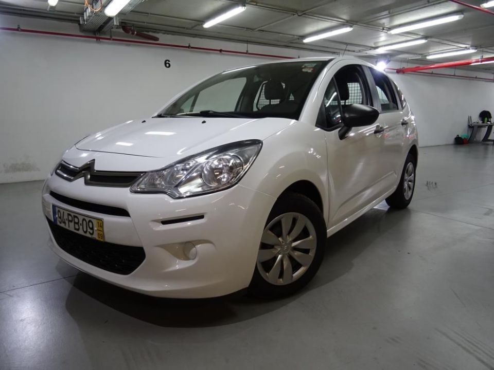 Citroën C 3 entreprise 1.4hdi attraction